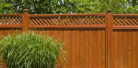 Wood Fence With Trellis Wooden Fences The Norlap Fencing Company In Hertford