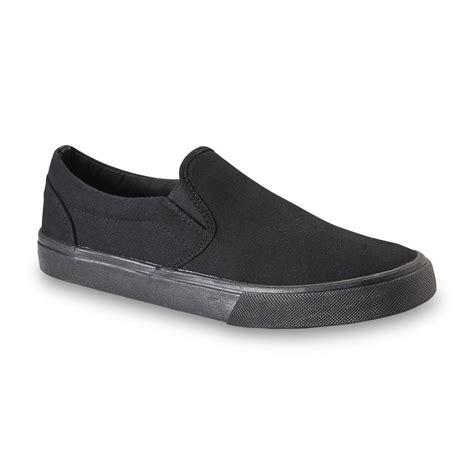 joe boxer shoes joe boxer s ketch black loafer shoes s shoes