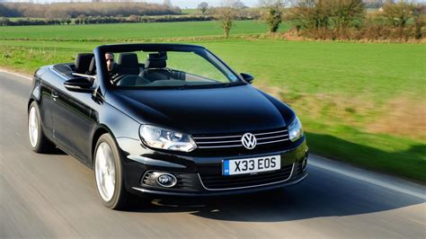 volkswagen eos volkswagen eos review top gear