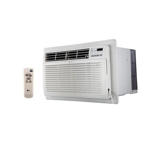 lg 8000 btu wall air conditioner lg electronics 8 000 btu 115 volt through the wall air