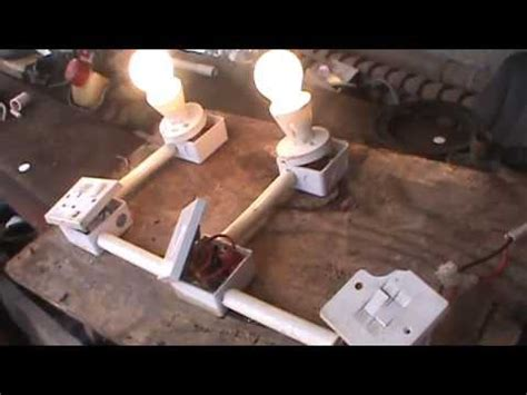 Lite Source Inc 2 Light by How To Wire A Two Way And A Single Way Light On The Same