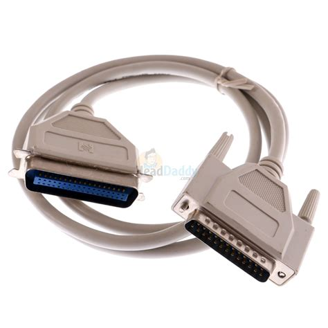 cable paralel printer 1 5m cable parallel printer 1 5m