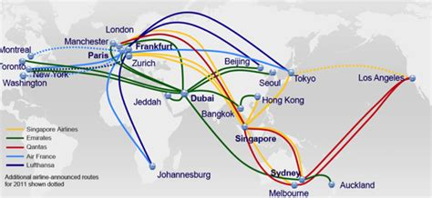 emirates a380 routes emirates a380 routes