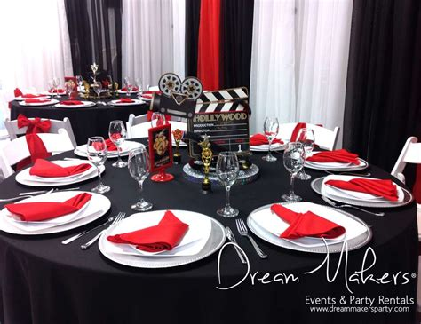 what is a hollywood theme party hollywood birthday quot 13th birthday hollywood theme