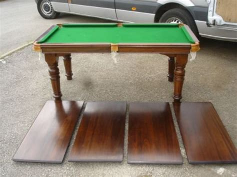 snooker dining table for sale antique e j snooker dining table kitchen table 171722 sellingantiques co uk