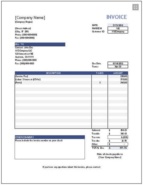 receipt template by vertex42 17 best ideas about invoice template on