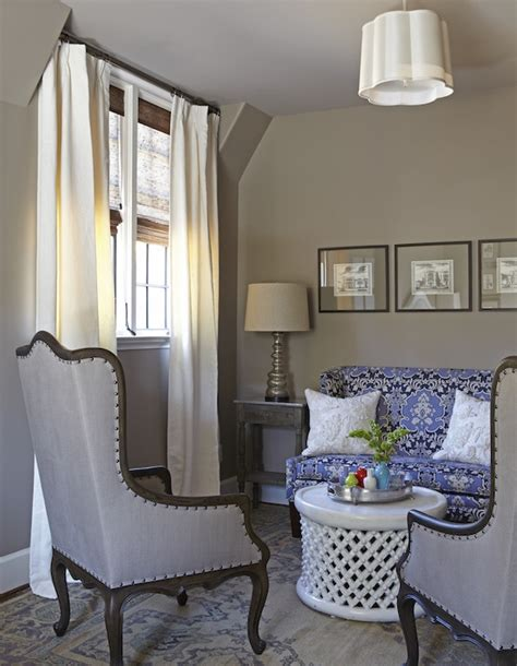 taupe paint colors transitional bedroom benjamin gray tracery interiors