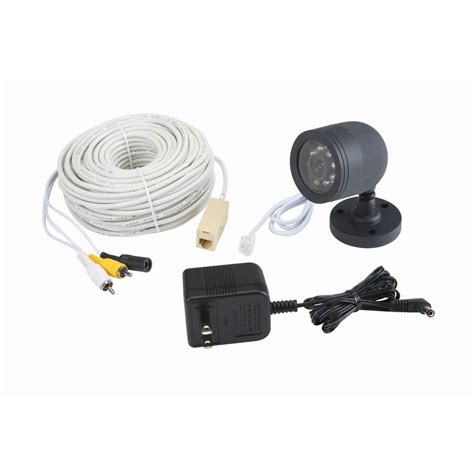 bunker hill security color security system with vision weatherproof color security with vision upc