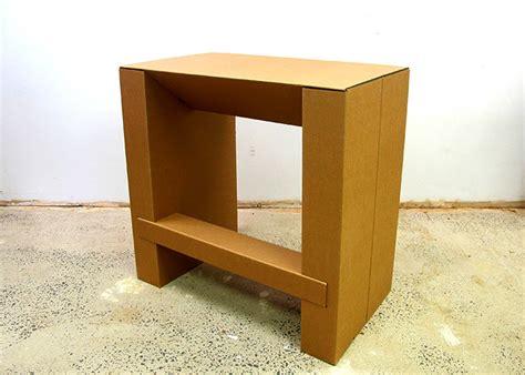 cardboard standing desk chairigami s cardboard standing desk