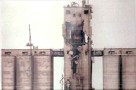 Wichita Kansas Court Records De Bruce Grain Elevator Explosion