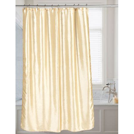 shimmer shower curtain carnation shimmer faux silk shower curtain ivory shower
