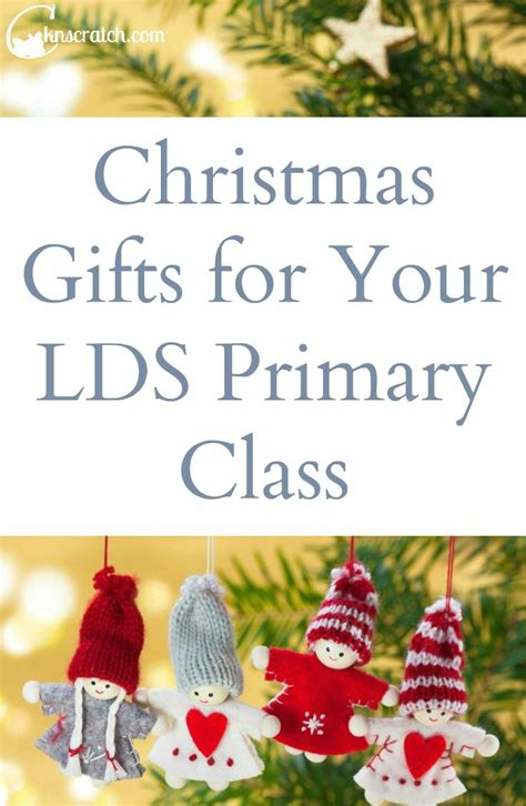 17 best ideas about primary christmas gifts on pinterest