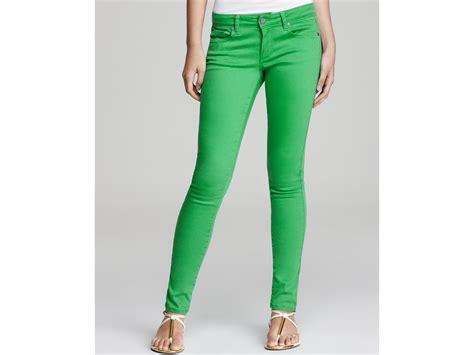 green jeans wallpaper paige jeans verdugo ultra skinny in kelly green in green
