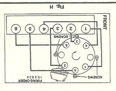 chevy 235 firing order diagram 1000 images about sixes on chevy