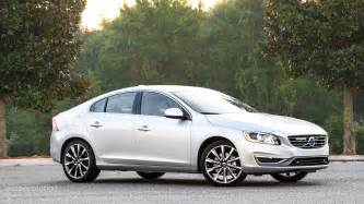 Volvo 2015 S60 2015 Volvo S60 T6 Drive E Wallpapers Autoevolution