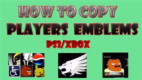 after patch black ops 2 how to emblems ps3xbox new how to copy players emblem on black ops 2 on ps4