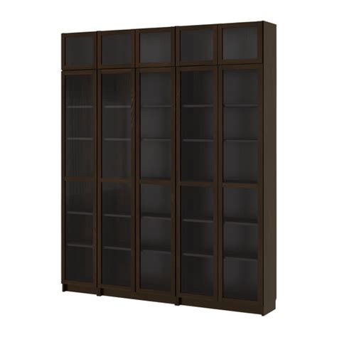 bookcase with glass door ikea affordable swedish home furniture ikea