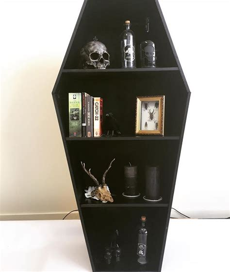 librero ataud best 25 gothic home decor ideas on pinterest french