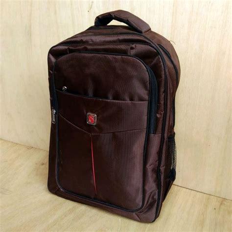 Tas Ransel Sekolah Kuliah 4 jual tas ransel gemblok laptop bisnis kerja kuliah sekolah