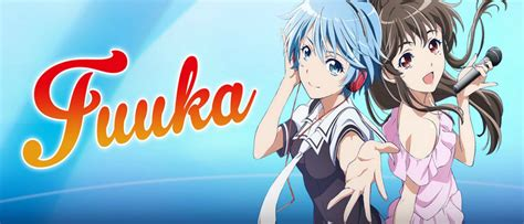 anime fuuka streaming english dub review fuuka quot live quot bubbleblabber