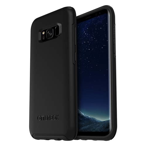 Samsung S8 Series Samsung S8 Otterbox Symmetry Series Black