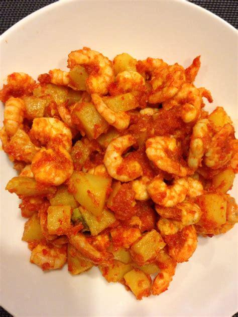 resep membuat kentang goreng balado resep membuat udang balado yang mudah