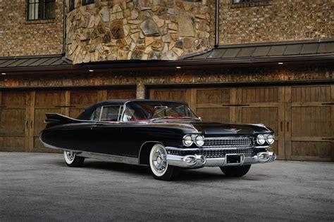 59 Cadillac Parts Tuning Cadillac Eldorado Convertible Sedan 1959