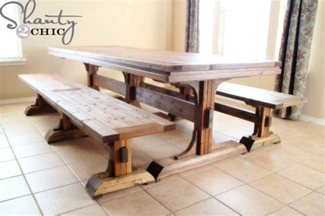 Dining Table Bench Plans Free Woodwork Dining Room Table Bench Plans Pdf Plans