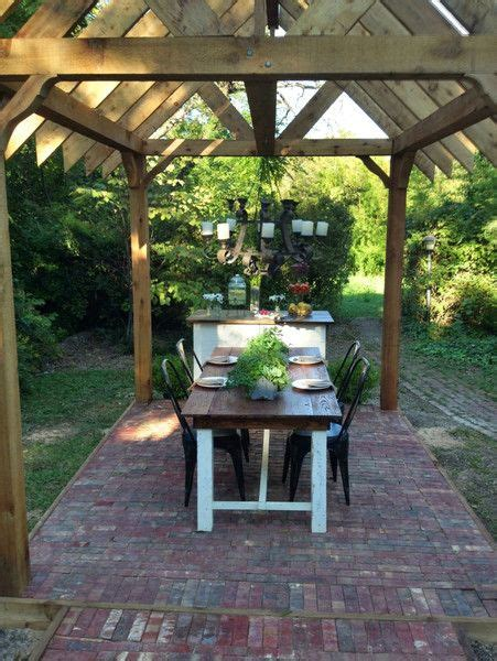 outdoor eating area best 25 outdoor eating areas ideas on pinterest