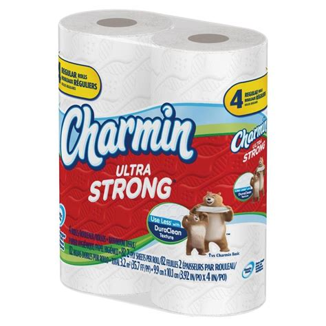 charmin bathroom charmin 3 88 in x 4 in ultra strong bathroom tissue 2