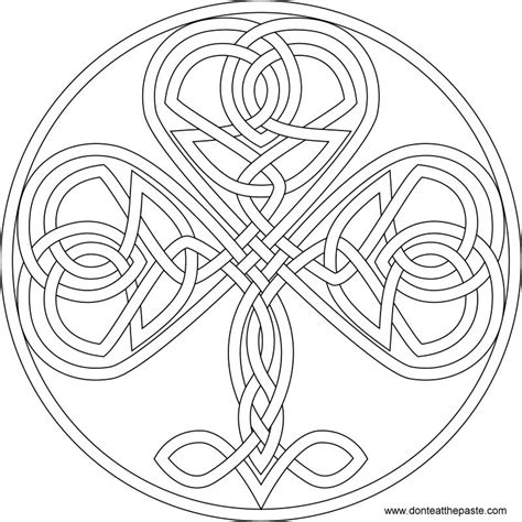coloring pages of celtic designs celtic design coloring pages az coloring pages