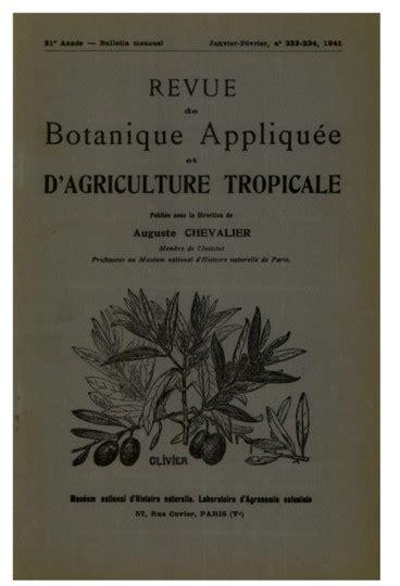 Culture Des Plantes by La Culture Des Plantes Ol 233 Agineuses En Prosp 233 Rit 233 S