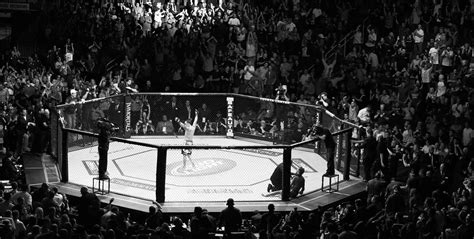 black and white octagon wallpaper mixed martial arts wallpapers wallpaper cave