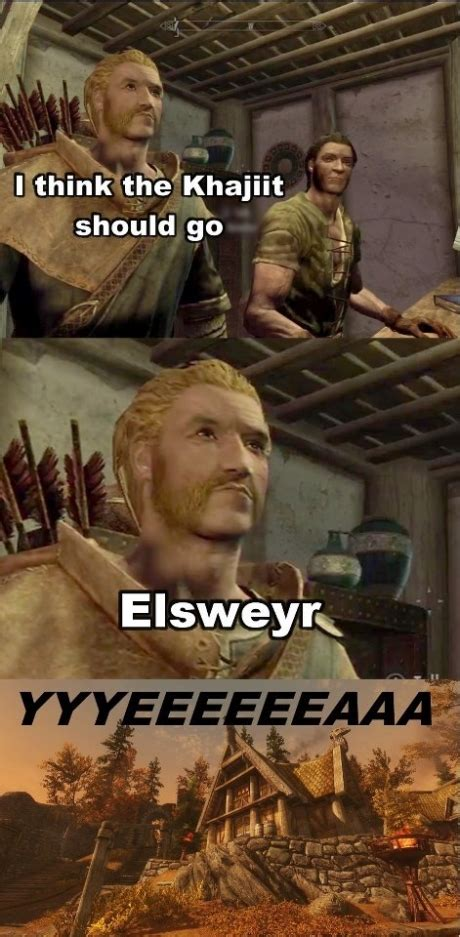 Elder Scrolls Meme - funny skyrim meme csi miami this is the most awesome