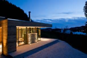 The home provides a warm and comfortable shelter from the cold of the