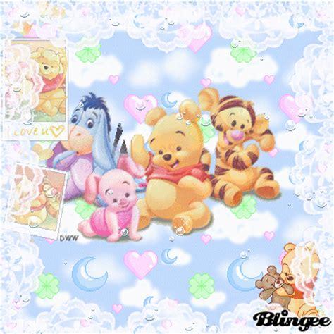 ver imagenes de winnie pooh bebe winnie the pooh babies picture 122284179 blingee com