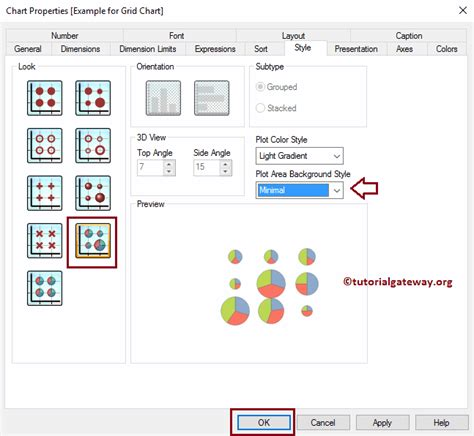 qlikview programming tutorial grid chart in qlikview