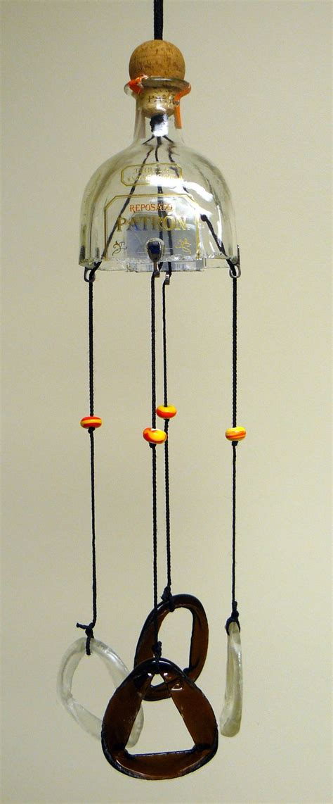 Handmade Wind Chimes - fused patron wind chime dlc glass studio llc 35 00