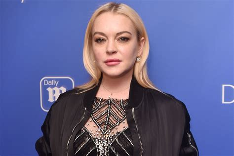 Lindsay Lohan Is by Lindsay Lohan My Troubled Past Is Dead Stop Bringing