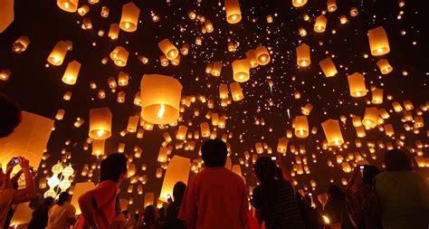lanterne magiche volanti la lanterne volante 224 voeux sky lantern dome
