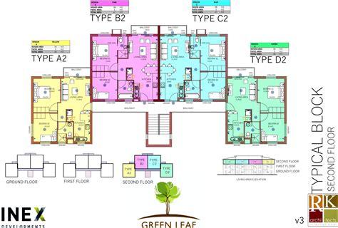 green leaf estate apartments inex dev