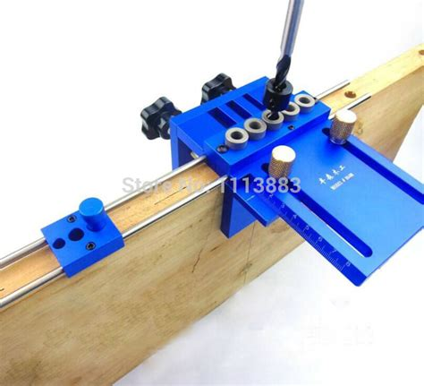 woodworking dowel jig aliexpress buy new upgraded high precision dowelling