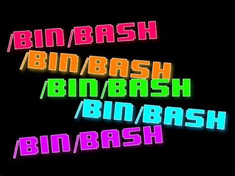 color bash color variables bash shell script linux tutorial