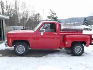 purchase used 1973 chevrolet stepside frame