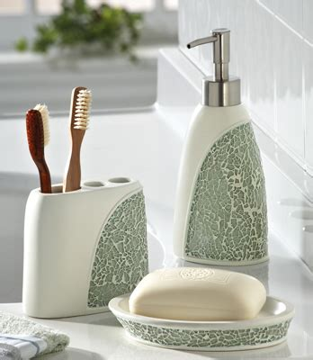 dragonfly bathroom set dragonfly bath mosaic accessory set with 3 x bathroom