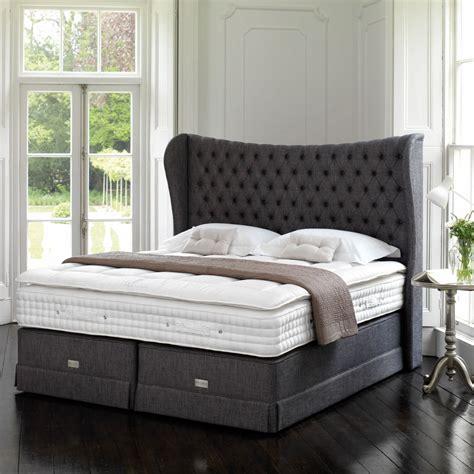Comforta Superfit Silver 160 X 200 Mattress Only hypnos royal comfort eminence mattress juliettes interiors