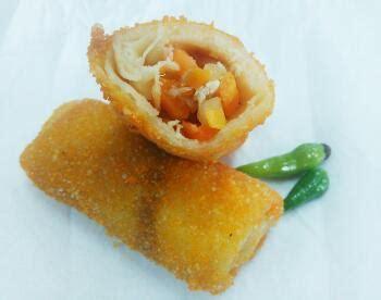 resep risol sayur praktis sederhana bahan bahan