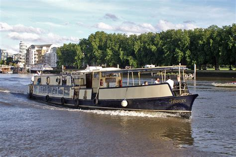 boat canopy thames varnished elegance steamers and other river craft in
