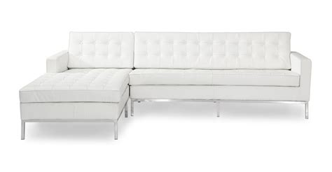 Left Sectional Sofa by Kardiel Florence Knoll Style Left Sectional Sofa Decor
