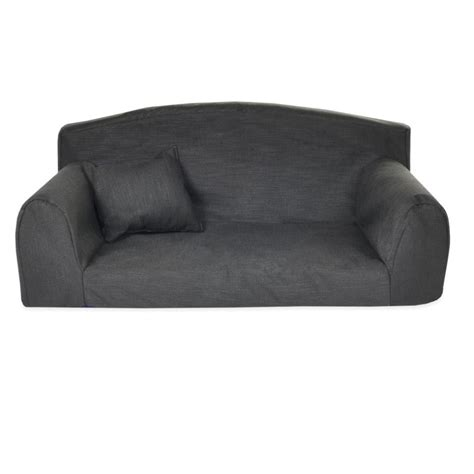 heavy duty black sofa pet bed 3 sizes quality strong bed ebay